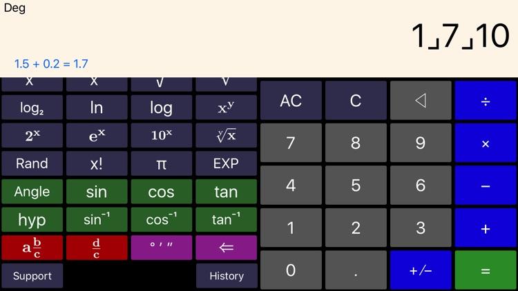Construction Calculator++ screenshot-4