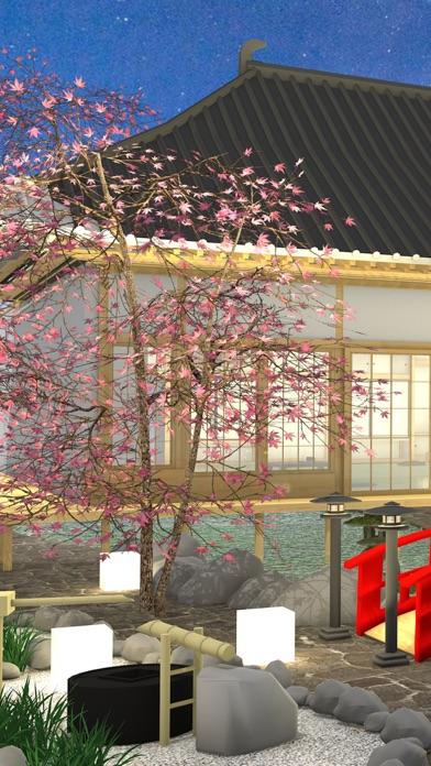 脱出ゲーム Hakone 桜舞う箱根の温泉癒しの和室紹介画像1