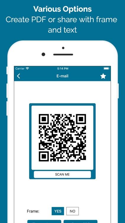 QR Scanner - Barcode Manager screenshot-5