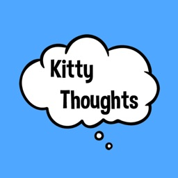 Kitty Thoughts Sticker Pack