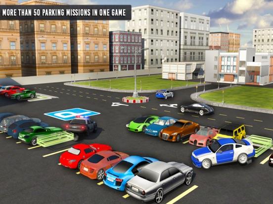 5th Wheel Car Parking Spot 3D-ipad-3