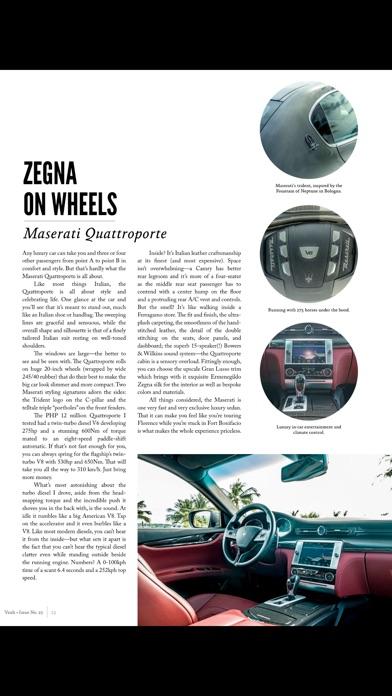 Vault (Magazine) screenshot 4