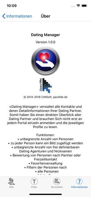 Dating-Agentur Serie 8