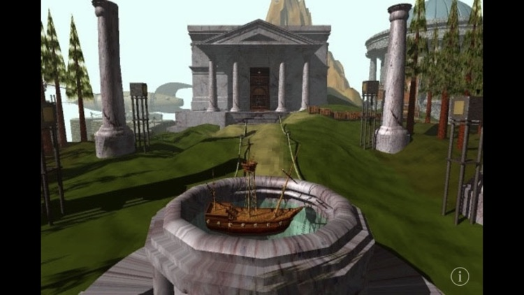 Myst screenshot-1