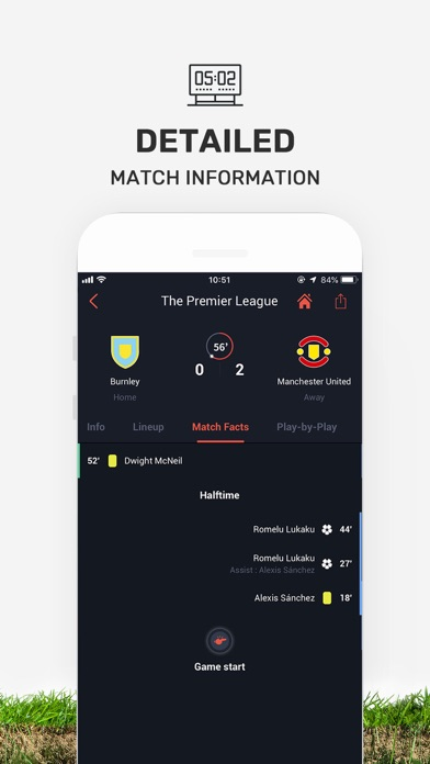 SWIPS - Sports Live Scores by Frifee Inc (iOS, United States