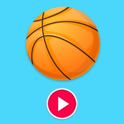 Animated Basketball Stickers