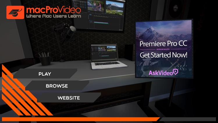 Start Course For Premiere Pro screenshot-0