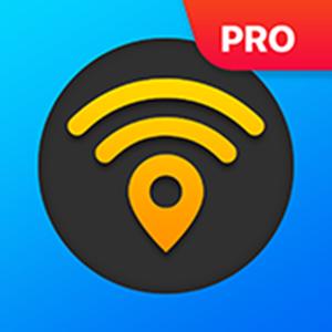 WiFi Map Pro - Free Internet app