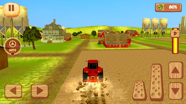 American Farmer : Best Farming & Harvesting Sim screenshot-3