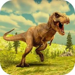 Jungle Dino Hunter Sim