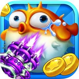 疯狂电玩城捕鱼-深海捕鱼的万人场比赛