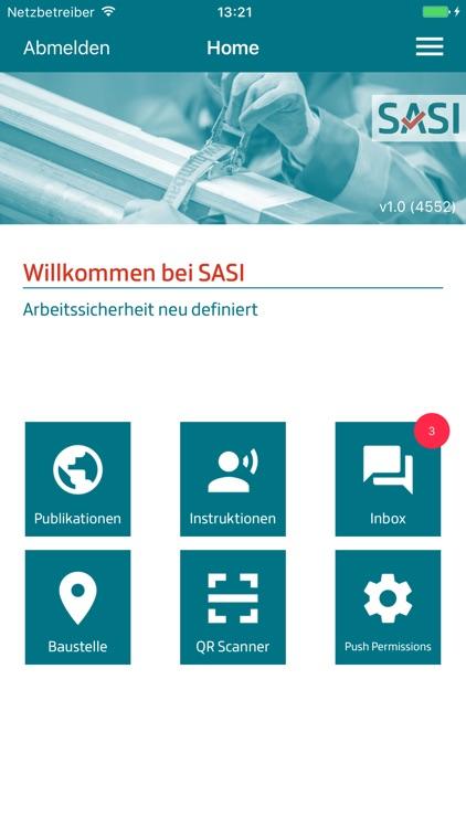SASI site security