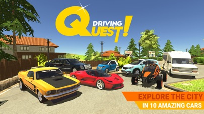 Driving Quest: Top View Puzzleのおすすめ画像5
