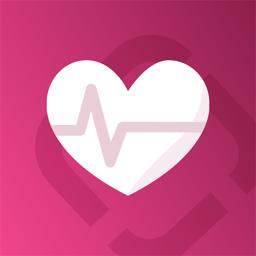Ícone do app Runtastic Heart Rate: Monitor