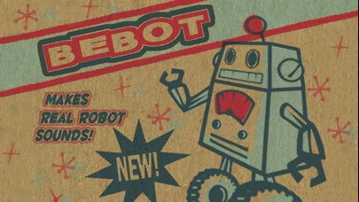 Screenshot for Bebot - Robot Synth in Greece App Store