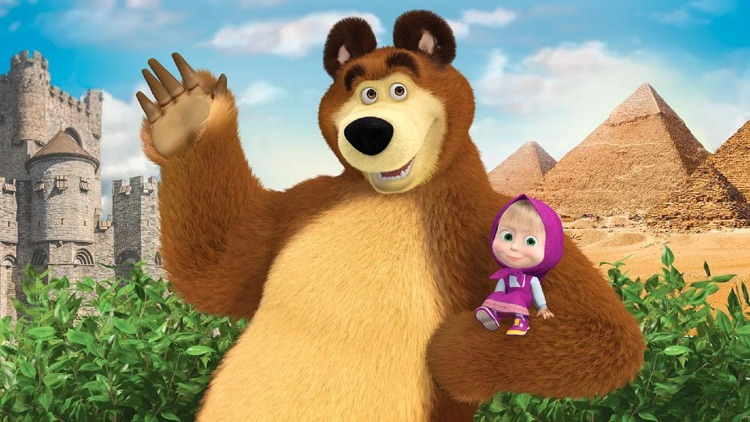 Masha and the Bear: Evolution screenshot-0
