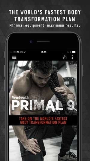 Primal 9 on the app store iphone ipad malvernweather Image collections