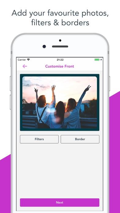 Moment: Postcard App 2019 screenshot #3