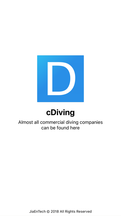 cDiving屏幕截图5