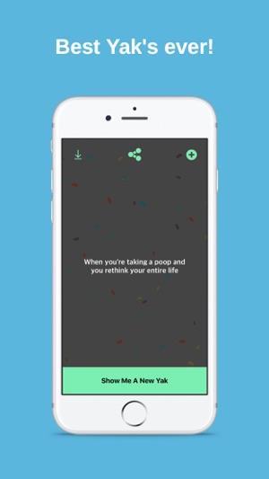 Yik Yak Generator on the App Store
