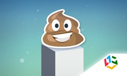 Emoji+ Infinity - The Limitless Poo Jumper Tapper Arcade TV Edition (Ad Free)