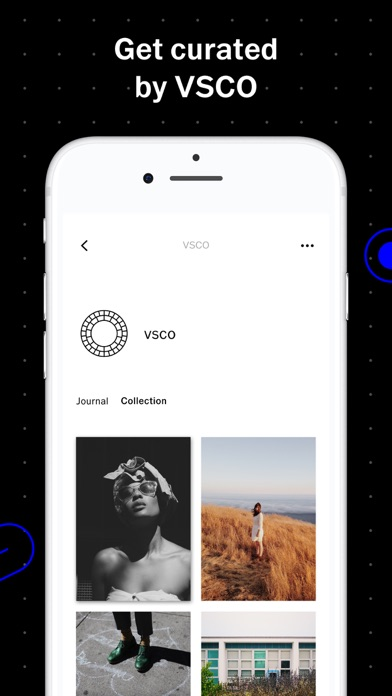 Vsco review screenshots