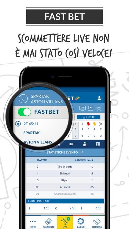 Eurobet Scommesse Sportive screenshot-3