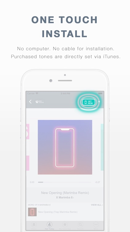 TUUNES™ Ringtones screenshot-4