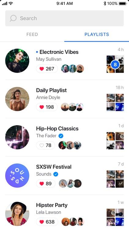 Sounds App Music screenshot-4