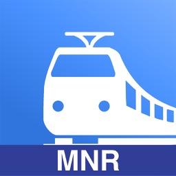 onTime : MNR - MetroNorth Rail