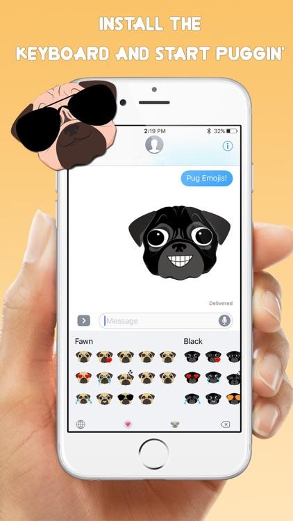 Pug Emojis + screenshot-3
