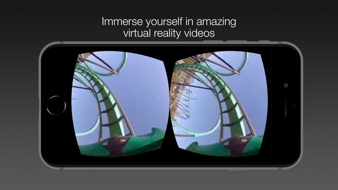 VR Tube - Play Virtual Reality Screenshot