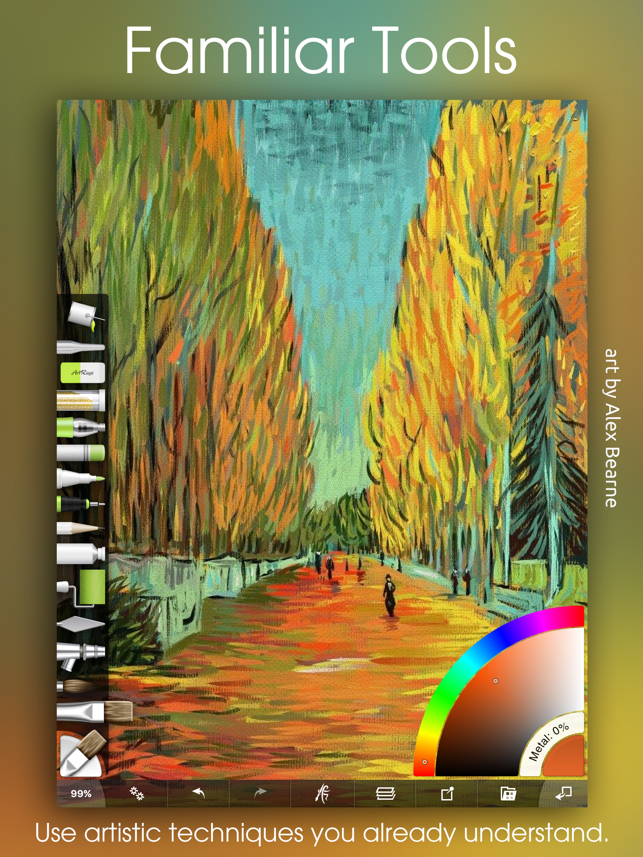 ‎ArtRage Screenshot