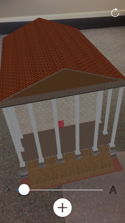 Rome 3D AR screenshot-5
