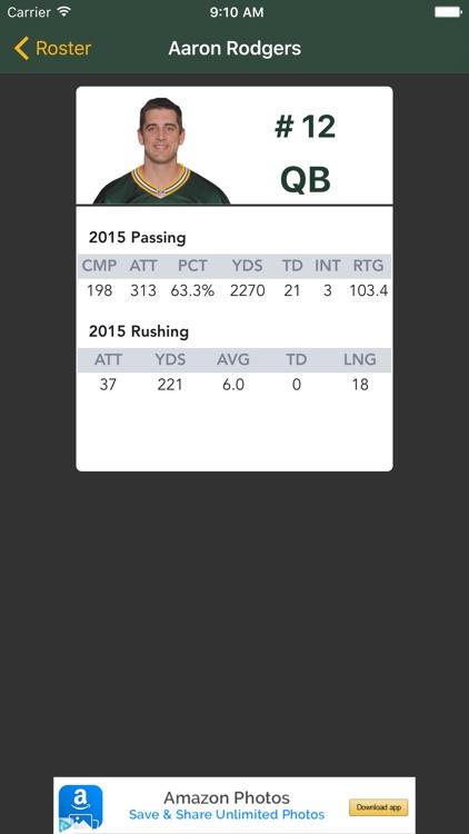 Football News - Packers screenshot-4