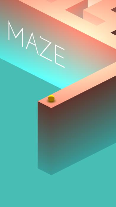 Crumbling Maze screenshot 1
