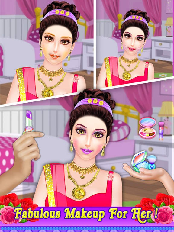 Indian Fashion Stylist Girl screenshot 6
