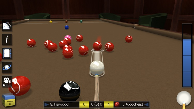 Pro Snooker 2018 screenshot-2