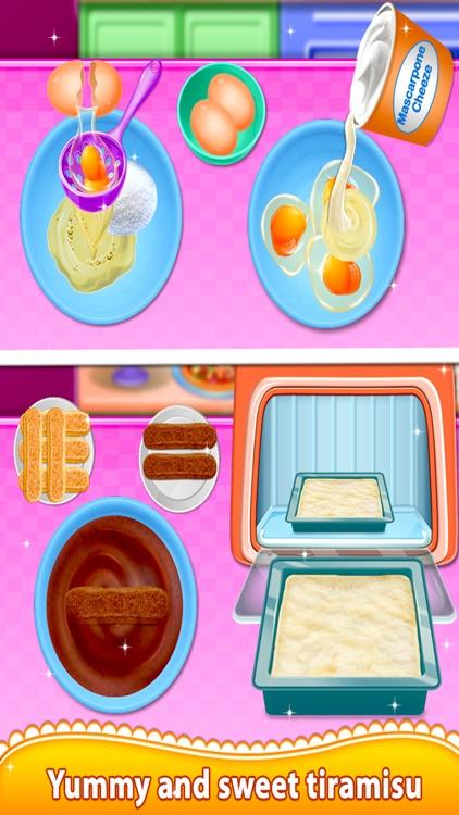 Italian Food Chef Cooking screenshot-3