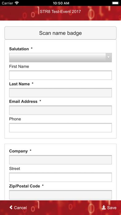 Fujitsu Leads screenshot four