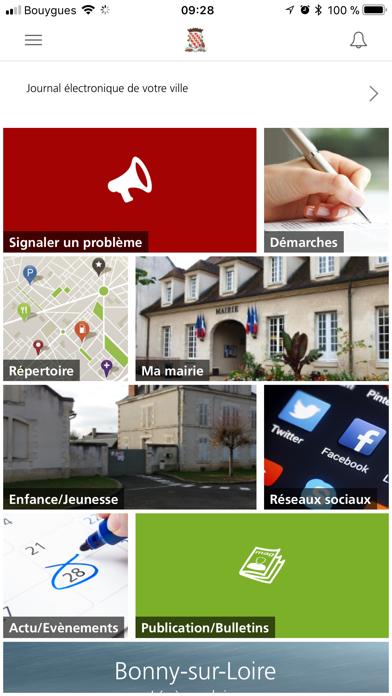 Bonny sur Loire screenshot one