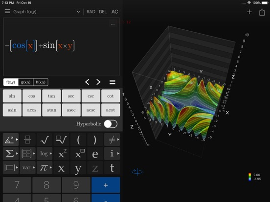 Visual Math 4D Screenshots