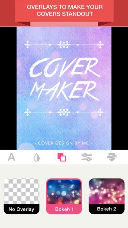 Cover Maker- Book Creator & Magazine Cover maker screenshot-3