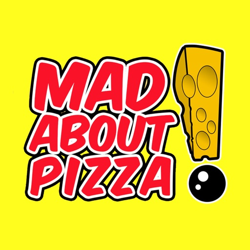Mad About Pizza Blackpool By Amrou Elmezayen