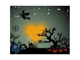 Animated Love And Halloween
