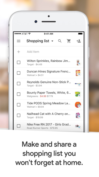 Google Express - Shopping screenshot-4