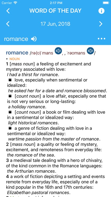 Oxford Dict. & Conc. Thes. screenshot-0