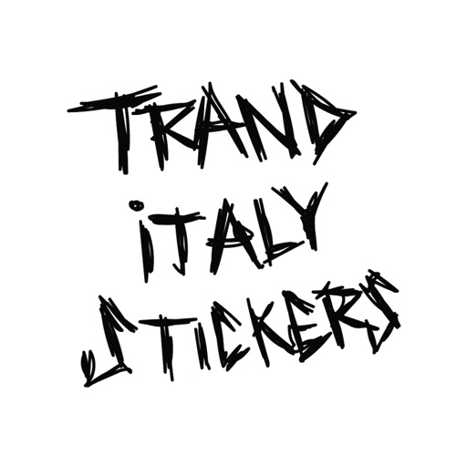 Trend Italy Stickers