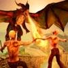 ドラゴン対ゾンビ戦争の生存