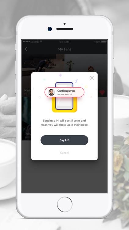 Mature Singles Dating Chat App screenshot-4